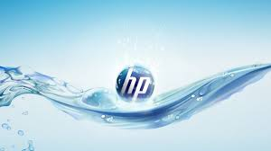 hp puters logo water wallpapers 1920x1080