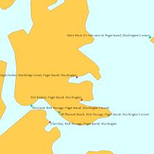 Eagle Harbor Bainbridge Island Puget Sound Washington