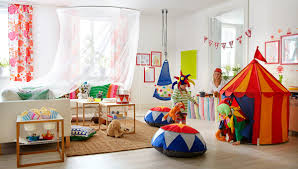 ikea playroom furniture. IKEA Colorful Playroom With Costume Ikea Furniture L