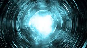 Animation Circles Blue Circles Background Animation Loop Motion Background