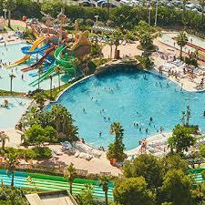 Aquaport Waterpark Portaventura Caribe Aquatic Park Portaventura World