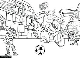 Free Soccer Coloring Pages Printable Party Decorations Related