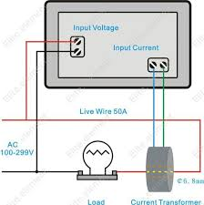 ac 300v 50a current volt combo meter need power ct inverter image hosting by keepandshare com