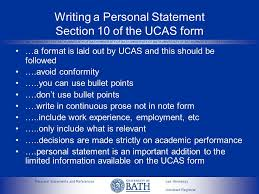How To Start Personal Statement For Ucas   Best Writing Service SlideShare