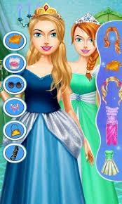 princess frozen makeup salon apk 1 6