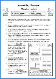 Newspaper Book Report Template Student Newspaper Template