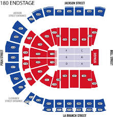Toyota Center Concert Seating Chart Seating Charts Houston Toyota Center