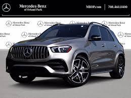 Ils sont à la fois fonctionnels et confortables. New 2021 Mercedes Benz Gle Amg Gle 53 4matic Suv In Orland Park Mb12711 Mercedes Benz Of Orland Park