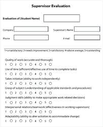 Restaurant Manager Review Forms Restaurant Manager Evaluation Form Supervisor Sample Comments