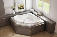 maax nancy corner drop in bathtub maax
