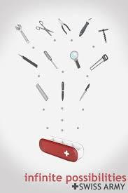 The Swiss Army Knife Was Designed For What Theodore Wong Swiss Army Knife
