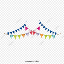 Designer Bunting Color Bunting Design Graphics Decoration Festive Triangle
