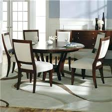 modern round dining table for 6 furniture inch 54 tablecloth tabl
