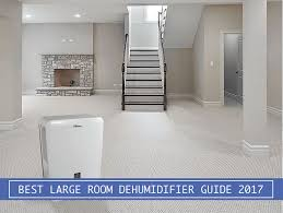 Portable Dehumidifiers For Basements And Larger Rooms
