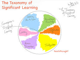 What Is The Taxonomy Of Significant Learning