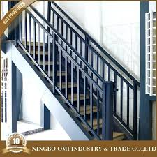 outdoor wrought iron stair railing cost n modern glass philippines