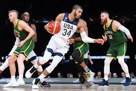 2019 FIBA World Cup Exhibition ...