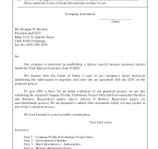 Proper Format For A Business Letter With Enclosures Idea 2018