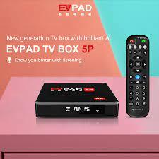EVPAD TV Box - EVPAD Pro - Official EVPAD Store Online