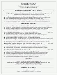 Medical Administrator Resume Samples Healthcare Resume Example