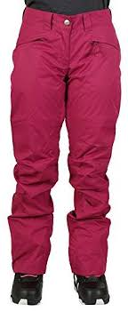 Bonfire Snow Pants Size Chart Bonfire Emerald Snowboard Pants Womens S