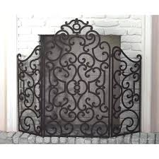 wrought iron fireplace screens dr livingstone i presume stained gold iron scroll design fireplace black wrought wrought iron fireplace screens
