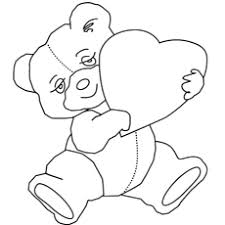 Small Picture Top 18 Free Printable Teddy Bear Coloring Pages Online