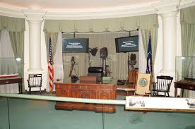 jfk in oval office. DSC01160. Replica Of JFK\u0027s White House Oval Office Jfk In