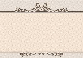 Banner Border Frame Greeting Card Wedding Card Invitation Card
