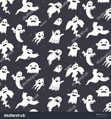 Ghost Pattern Awesome Inspiration Design
