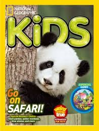 kottayam india april 4 2018 mm publications ltd has partnered with national geographic to launch the local age edition of national geographic kids