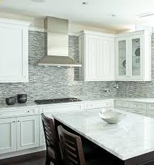 glass kitchen tiles. Gray Glass Kitchen Tiles   Brown, Gray, Glass, Mosaic, Linear, Tiles, Backsplash, White, .
