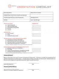 New Employee It Checklist Perezzies