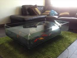 furniture for fish tank. furniture popular large coffee table fish tank inspirations the for