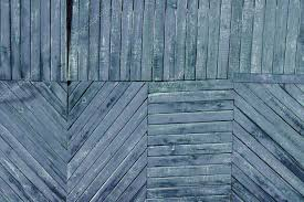 Wooden boards as a background The texture of the fence Vintage