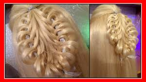 Lace Hair Style quick lace knot braid hairstyle hairglamour styles hairstyles 7680 by wearticles.com