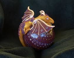 121 best Christmas ornaments: dragons images on Pinterest ...