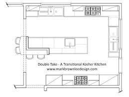 Kosher Kitchen Design Plans