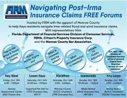 firm hosts free insurance claims forums
