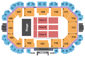 Cheap Scheels Arena Formerly Urban Plains Center Tickets