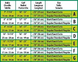 Compression Socks Sizes Chart Curad Knee Length Compression Sock 15 20mmhg Black