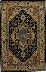 antique persian rugs stunning geometric design hand tufted serapi indian rug oriental area carpet 5x8 magic rugs