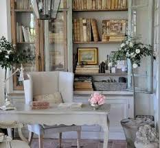 shabby chic office. cottage chic design shabby home ideas french country looking office