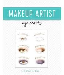 Makeup Artist Eye Charts Makeup Artist Eye Charts Buy Makeup Artist Eye Charts