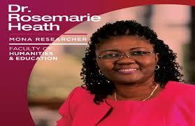 Dr. Rosemarie Heath | Research Days