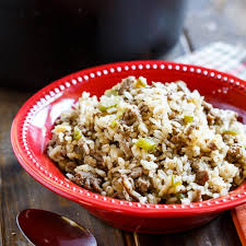 ground beef and rice recipes. Plain Beef Dirty Rice Intended Ground Beef And Recipes
