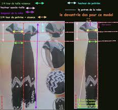 des patrons de robes d interieur algeriennes