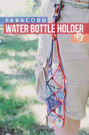 Diy Water Bottle Best 20 Water Bottle Holders Ideas On Pinterest Bottle Holders