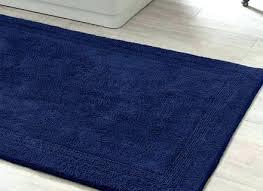 navy blue bath rugs extraordinary navy bath rug navy blue bathroom rug set elegant signature indigo