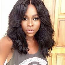 Body Hair Style full lace wigs indian remy hair body wave shoulder length bob 6000 by stevesalt.us